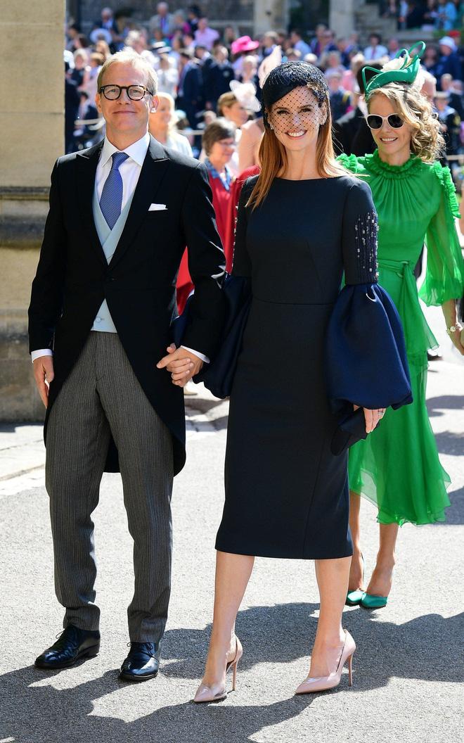 Không chỉ có cô dâu, dàn khách mời của đám cưới Hoàng gia cũng có 10 bộ cánh xuất sắc thật sự - Ảnh 9.