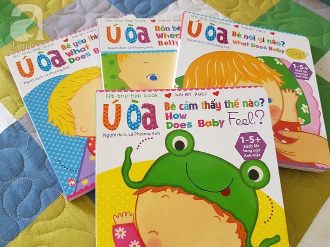 Từ A-Z những điều bố mẹ nên biết để vui đọc sách cùng con từ 0 đến 2 tuổi - Ảnh 5.