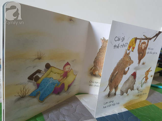 Từ A-Z những điều bố mẹ nên biết để vui đọc sách cùng con từ 0 đến 2 tuổi - Ảnh 10.