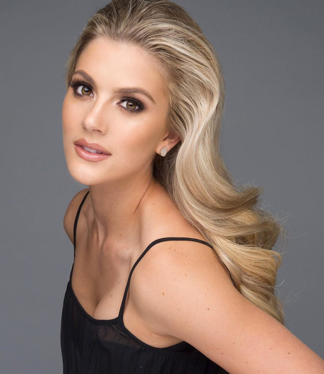 Cận cảnh thân hình nóng bỏng của người đẹp nấm lùn cao 1m65 vừa đăng quang Hoa hậu Mỹ 2018 - ảnh 5