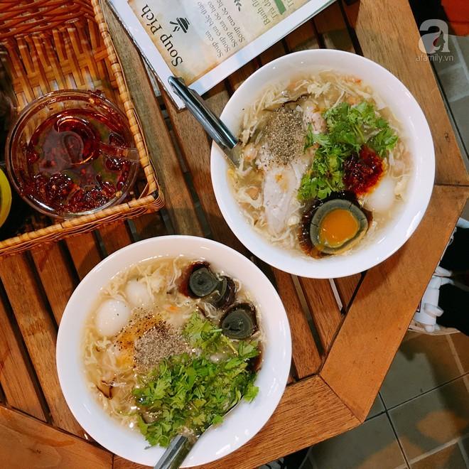 5 hàng súp cua nhắc đến tên ai cũng phải gật gù khen ngon của Sài Gòn - Ảnh 1.