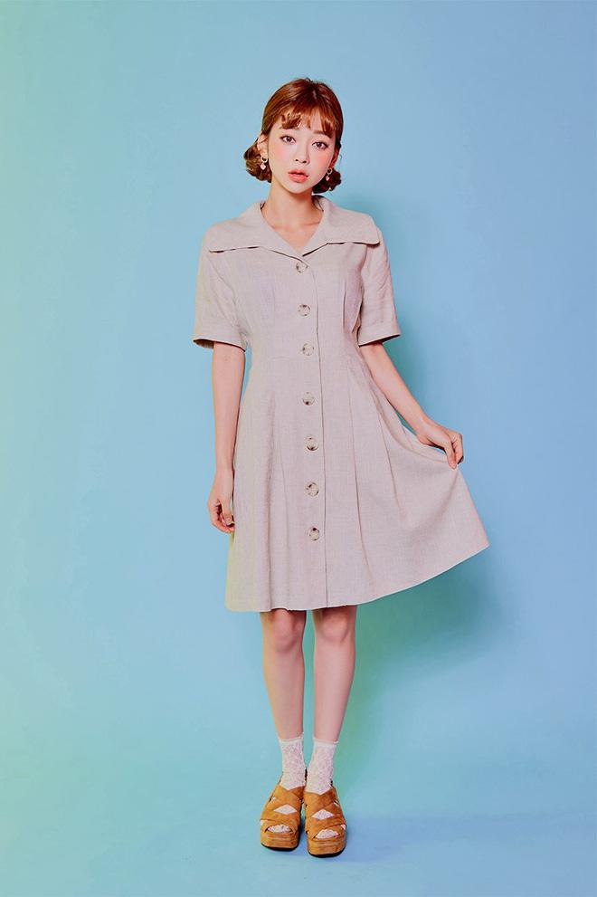 Mẫu váy trắng của Zara đang hot quá, bao cô nàng diện, bao nhãn hàng tung ra thiết kế ăn theo - Ảnh 12.