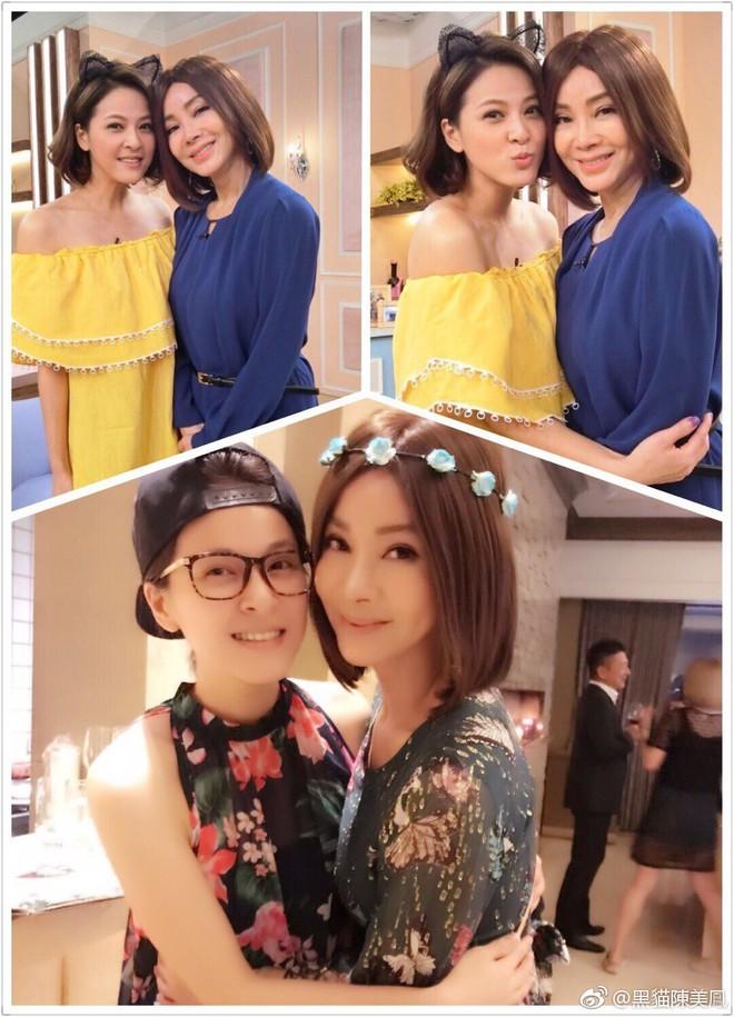 """Ăn mặc gợi cảm lại sở hữu làn da căng bóng, chẳng ai ngờ """"lão bà đẹp nhất Đài Loan"""" năm nay đã 62 tuổi - Ảnh 12."""