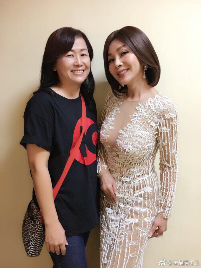 """Ăn mặc gợi cảm lại sở hữu làn da căng bóng, chẳng ai ngờ """"lão bà đẹp nhất Đài Loan"""" năm nay đã 62 tuổi - Ảnh 7."""