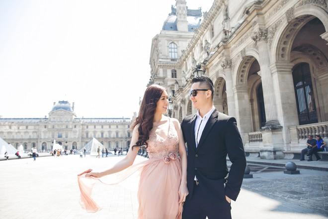 Lần đầu lộ diện, ông xã Hoa hậu Áo dài Phí Thùy Linh đẹp trai như tài tử - Ảnh 6.