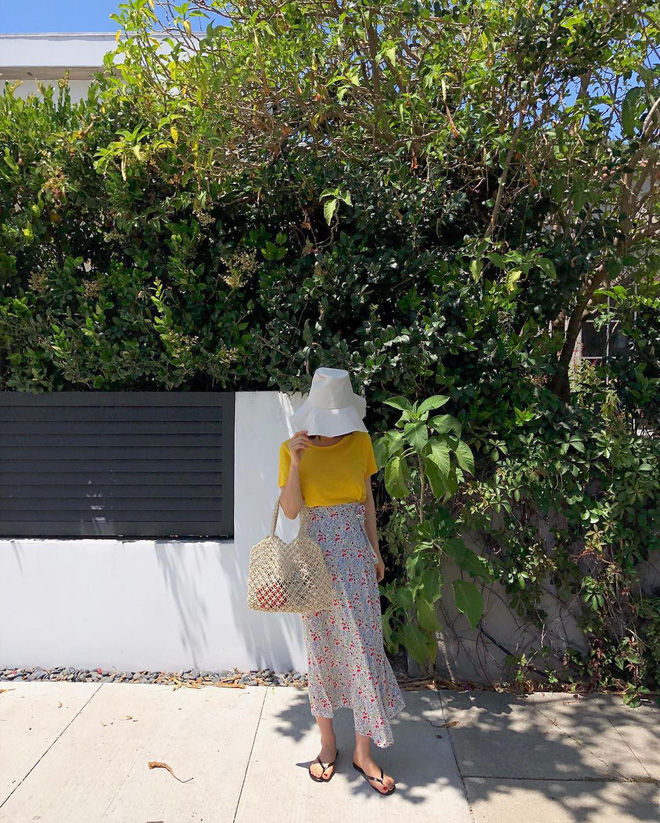 Không phải tím, vàng mới là tông màu phá đảo tủ đồ hè của con gái năm nay - Ảnh 7.
