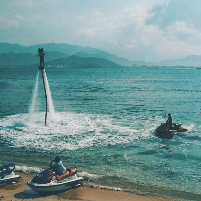 Nha Trang - thiên đường cho những người đam mê các trò mạo hiểm dưới biển, ai cũng nên thử một lần cho biết - Ảnh 4.