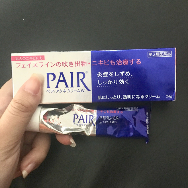 Nàng nào bị mụn thì đừng bỏ qua loại kem trị mụn của Nhật có giá chưa đến 200k này - Ảnh 2.