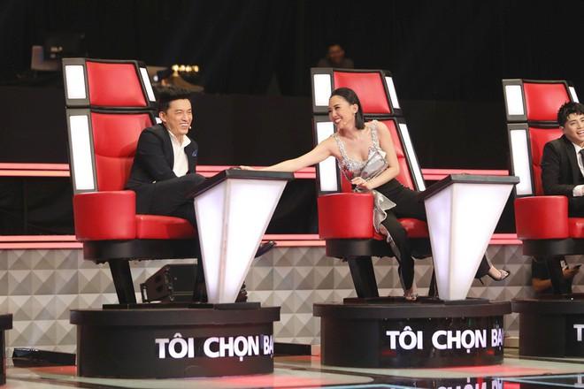 Giành thí sinh xinh đẹp, hát hay quyết liệt, Noo Phước Thịnh trách Tóc Tiên: Đừng mượn gió bẻ măng - Ảnh 11.