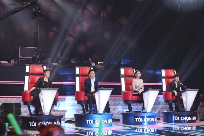 Giành thí sinh xinh đẹp, hát hay quyết liệt, Noo Phước Thịnh trách Tóc Tiên: Đừng mượn gió bẻ măng - Ảnh 3.