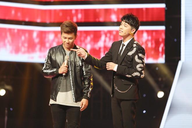 Giành thí sinh xinh đẹp, hát hay quyết liệt, Noo Phước Thịnh trách Tóc Tiên: Đừng mượn gió bẻ măng - Ảnh 10.