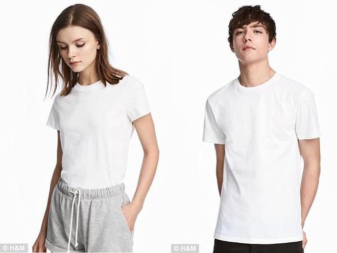 Cùng kiểu dáng nhưng áo phông nữ lại có giá cao hơn 45% so với áo nam và đây là lý giải cho sự chênh lệch này - Ảnh 3.
