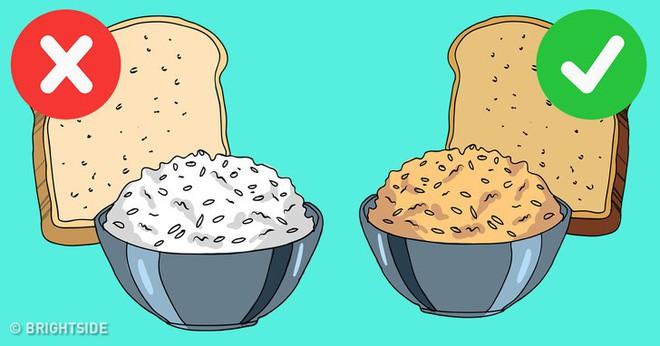 Nguyên tắc cơ bản mà những người muốn giảm cân bằng cách ăn chay nên ghi nhớ tuyệt đối - Ảnh 10.