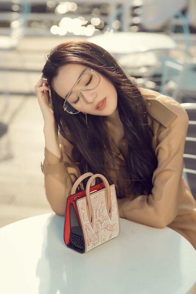 Kín đáo và thanh lịch, Khánh My vẫn cuốn hút với gu thời trang đẳng cấp - ảnh 2