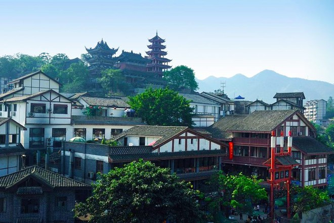 Ngất ngây với 5 cổ trấn đẹp như trong phim cổ trang ở Trung Quốc - ảnh 14