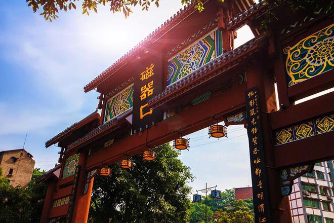 Ngất ngây với 5 cổ trấn đẹp như trong phim cổ trang ở Trung Quốc - ảnh 16