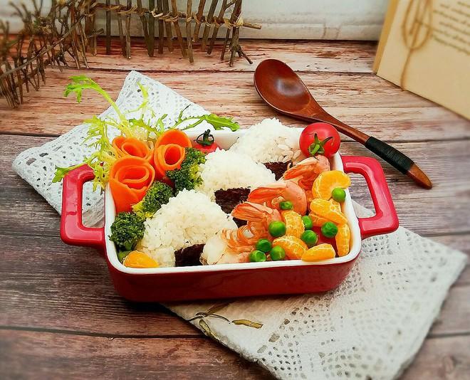 Tự làm cơm hộp ngon đẹp cho bữa trưa - Ảnh 5.
