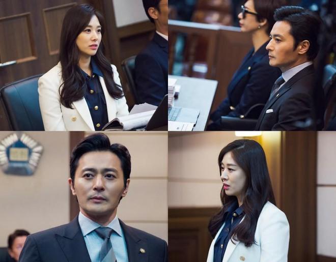 Jang Dong Gun ngã ngửa khi gặp lại người yêu cũ xinh đẹp sau 13 năm - Ảnh 2.