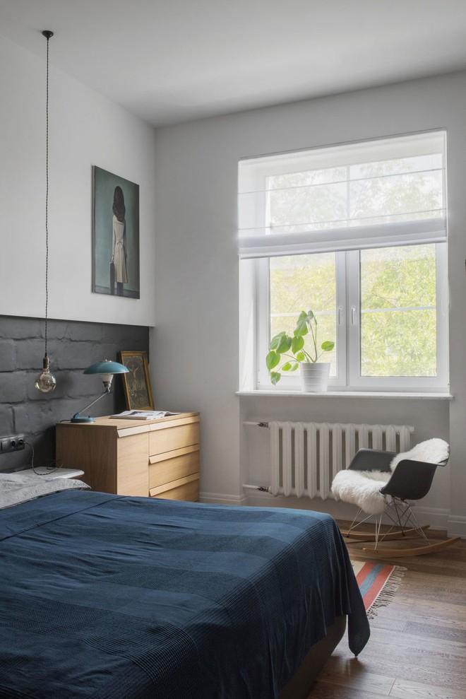 Cải tạo căn hộ từ không gian ảm đảm và nhạt nhòa thành rực rỡ sắc màu - Ảnh 15.