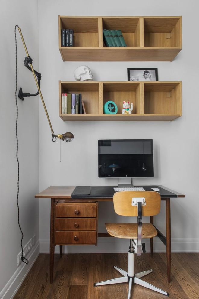 Cải tạo căn hộ từ không gian ảm đảm và nhạt nhòa thành rực rỡ sắc màu - Ảnh 18.