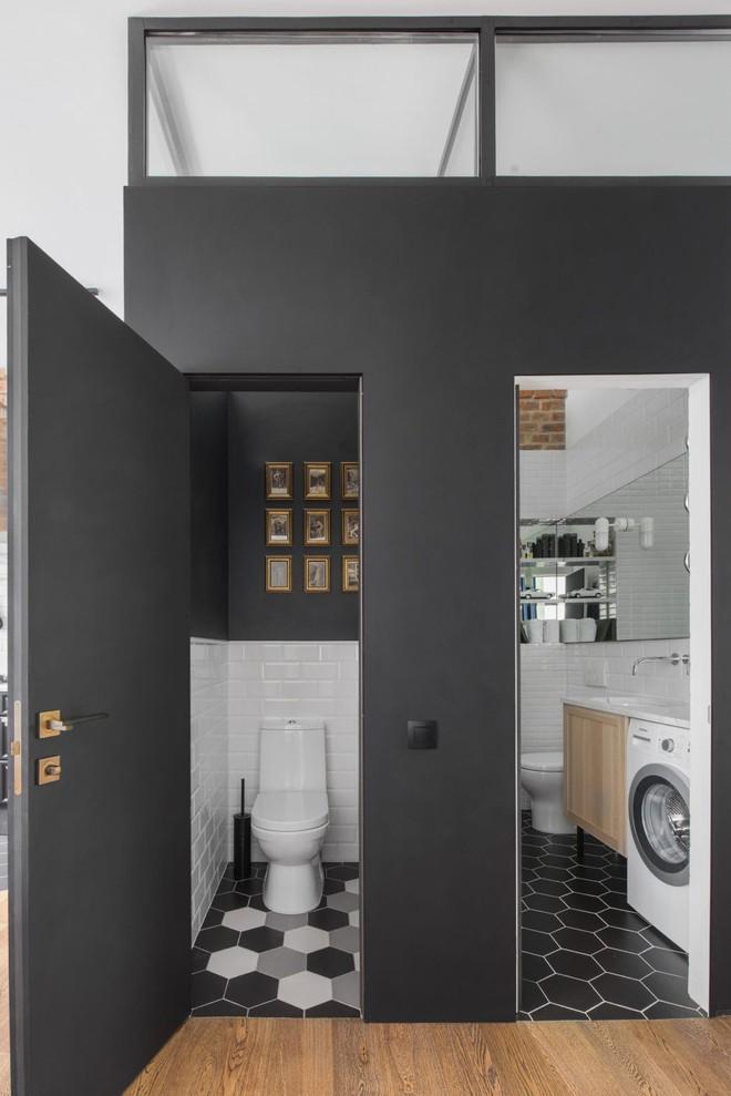 Cải tạo căn hộ từ không gian ảm đảm và nhạt nhòa thành rực rỡ sắc màu - Ảnh 21.