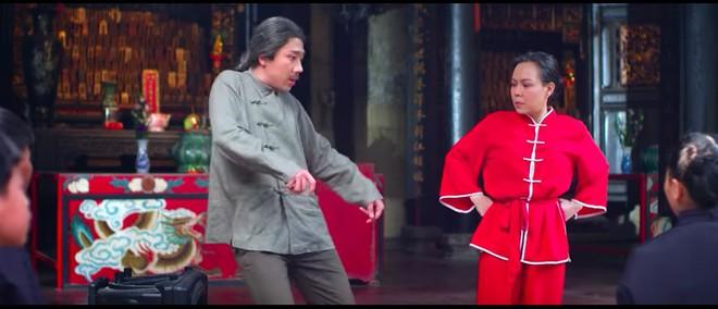"""Hậu giảm cân, Nhã Phương thoát xác """"nữ hoàng nước mắt đánh đấm đẹp thần sầu trong phim mới - Ảnh 5."""