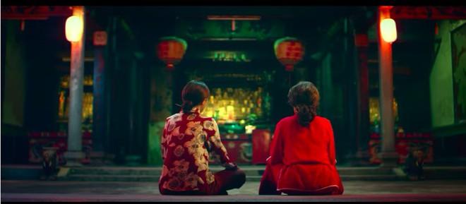 """Hậu giảm cân, Nhã Phương thoát xác """"nữ hoàng nước mắt đánh đấm đẹp thần sầu trong phim mới - Ảnh 4."""