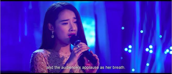 """Hậu giảm cân, Nhã Phương thoát xác """"nữ hoàng nước mắt đánh đấm đẹp thần sầu trong phim mới - Ảnh 3."""