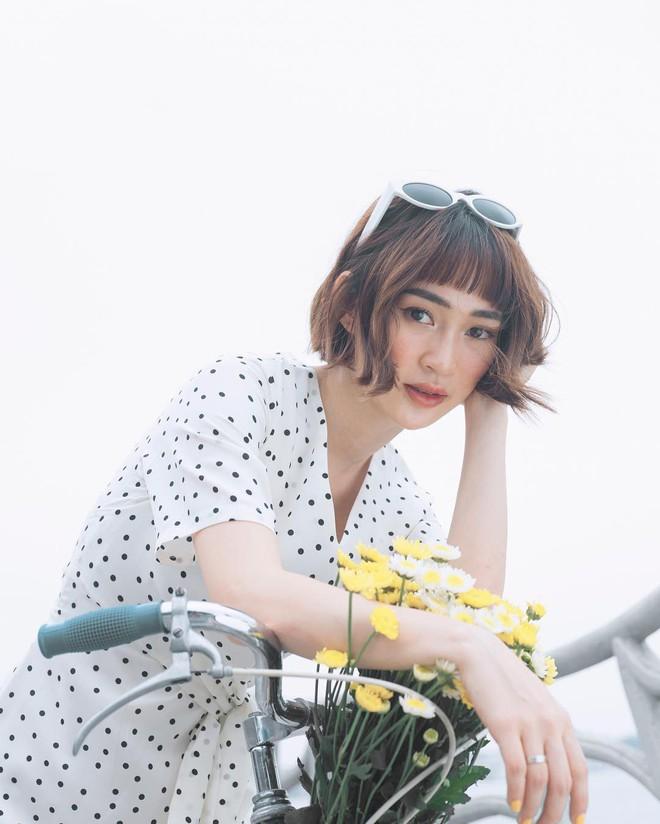 Hàng loạt hot girl Việt đang quay lại với tóc bob, chứng tỏ kiểu tóc quen thuộc này sẽ còn hot dài dài - Ảnh 5.