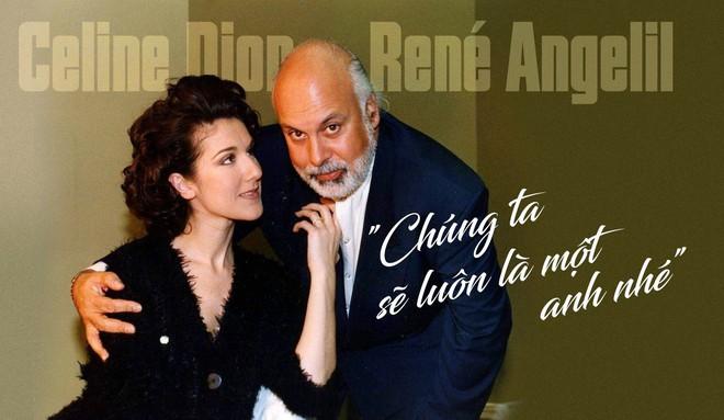 Chuyện tình âm dương cách biệt của vợ chồng Celine Dion: Anh có thể thất bại trước thần chết nhưng mãi là người hùng trong tim em - Ảnh 1.
