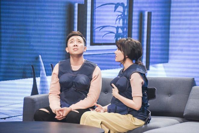 Hari Won đứng hình khi bị nhắc về 3 mối tình trước đây của Trấn Thành - Ảnh 5.