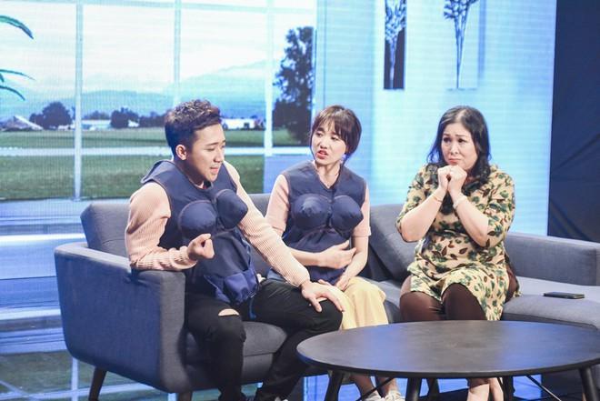 Hari Won đứng hình khi bị nhắc về 3 mối tình trước đây của Trấn Thành - Ảnh 3.