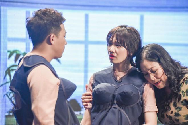 Hari Won đứng hình khi bị nhắc về 3 mối tình trước đây của Trấn Thành - Ảnh 7.