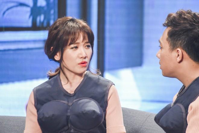 Hari Won đứng hình khi bị nhắc về 3 mối tình trước đây của Trấn Thành - Ảnh 8.