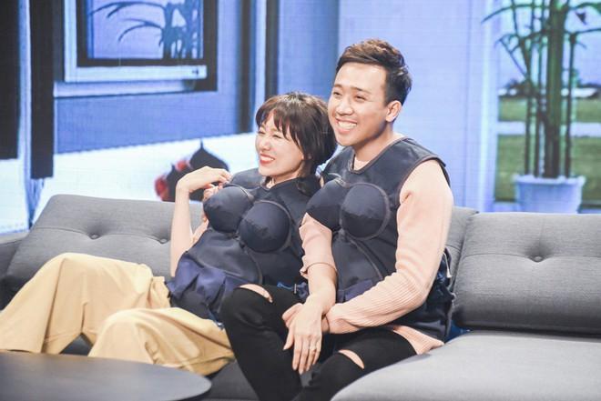 Hari Won đứng hình khi bị nhắc về 3 mối tình trước đây của Trấn Thành - Ảnh 9.
