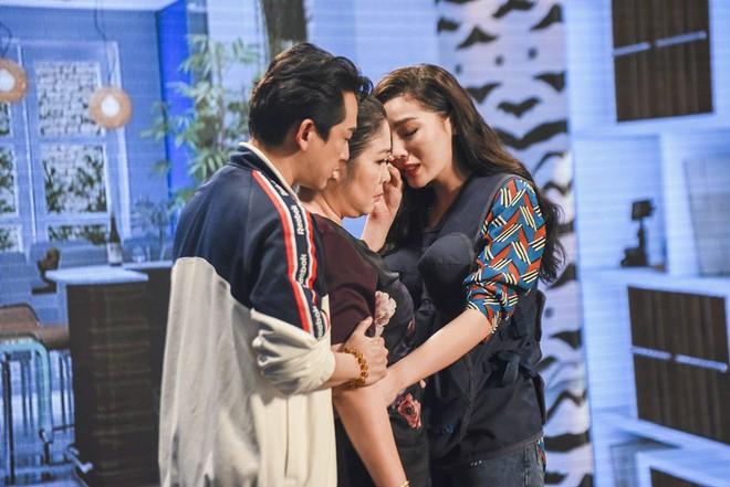 """Hoa hậu Kỳ Duyên """"bật"""" lại MC Thành Trung vì bị chê không có trí tuệ - Ảnh 12."""