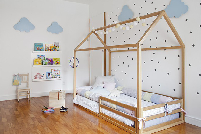 15 kiểu phòng ngủ cho trẻ cực vui nhộn và sáng tạo này sẽ truyền cảm hứng cho bạn - Ảnh 1.