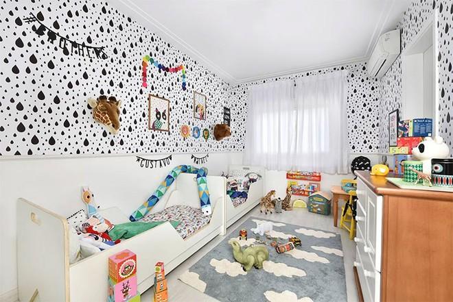 15 kiểu phòng ngủ cho trẻ cực vui nhộn và sáng tạo này sẽ truyền cảm hứng cho bạn - Ảnh 3.