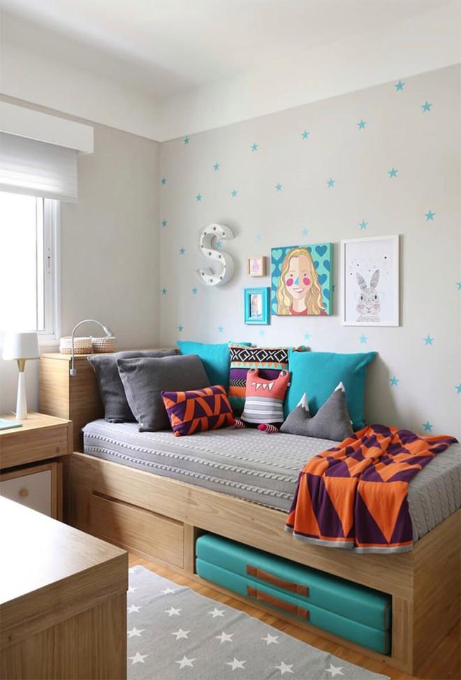 15 kiểu phòng ngủ cho trẻ cực vui nhộn và sáng tạo này sẽ truyền cảm hứng cho bạn - Ảnh 7.