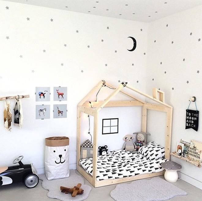 15 kiểu phòng ngủ cho trẻ cực vui nhộn và sáng tạo này sẽ truyền cảm hứng cho bạn - Ảnh 9.