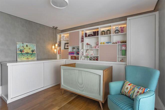 15 kiểu phòng ngủ cho trẻ cực vui nhộn và sáng tạo này sẽ truyền cảm hứng cho bạn - Ảnh 10.