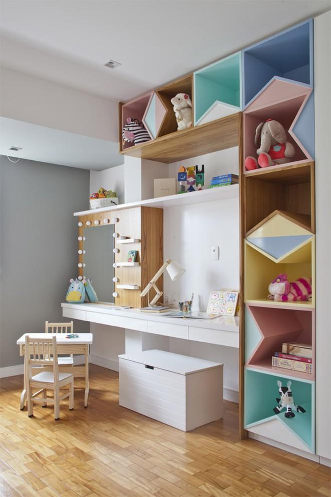 15 kiểu phòng ngủ cho trẻ cực vui nhộn và sáng tạo này sẽ truyền cảm hứng cho bạn - Ảnh 2.
