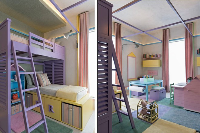 15 kiểu phòng ngủ cho trẻ cực vui nhộn và sáng tạo này sẽ truyền cảm hứng cho bạn - Ảnh 11.