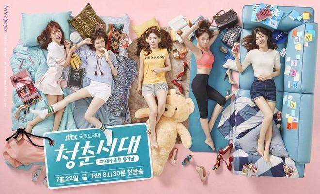 6 bộ phim Phía trước là bầu trời của xứ Hàn đáng xem nhất về đời sinh viên - Ảnh 4.