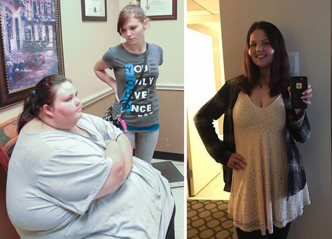 14 hình ảnh lột xác thần sầu khiến chị em có thêm động lực giảm cân - Ảnh 1.