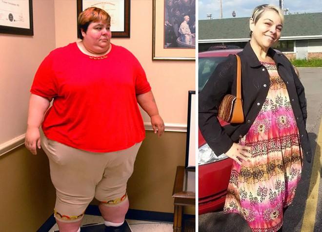 14 hình ảnh lột xác thần sầu khiến chị em có thêm động lực giảm cân - Ảnh 9.