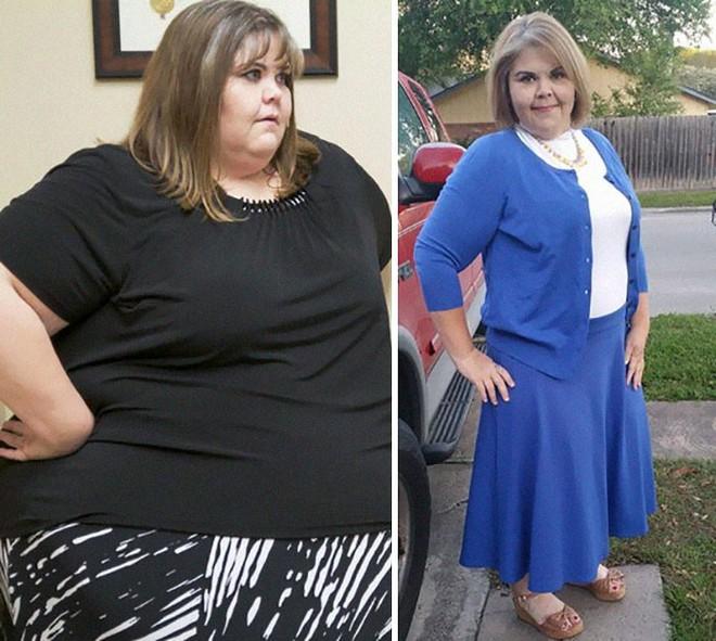 14 hình ảnh lột xác thần sầu khiến chị em có thêm động lực giảm cân - Ảnh 12.