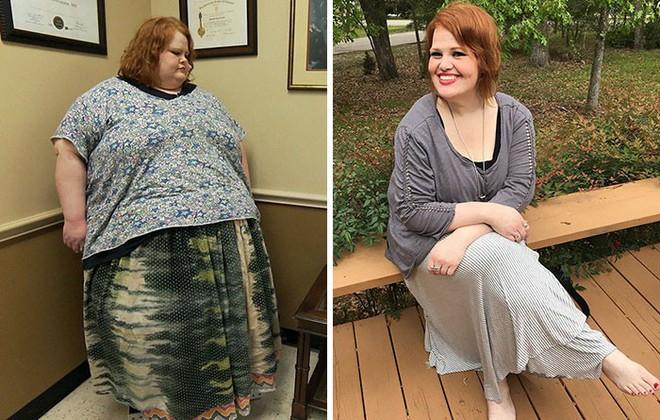 14 hình ảnh lột xác thần sầu khiến chị em có thêm động lực giảm cân - Ảnh 6.