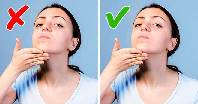 12 dấu hiệu trên khuôn mặt tiết lộ tình trạng sức khỏe của bạn - Ảnh 2.