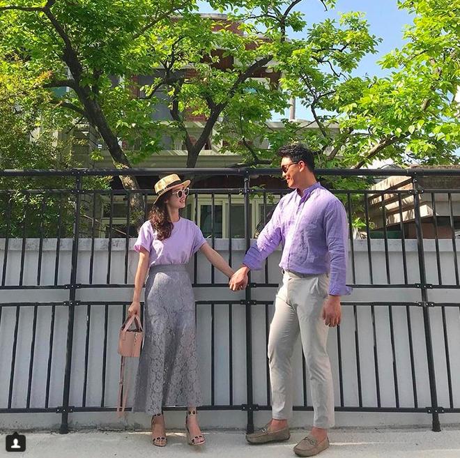 Gặp gỡ cặp đôi Hàn Quốc này để thêm ý tưởng diện đồ đôi cùng nửa kia - Ảnh 6.